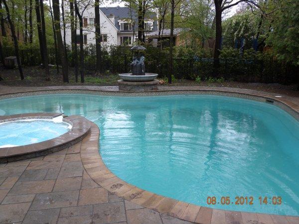 Concrete pools ottawa pool and patio ltd for Pool design ottawa