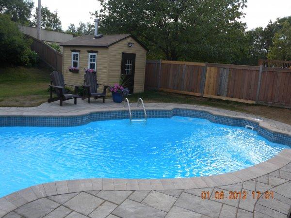 Fiberglass pools ottawa pool and patio ltd for Pool design ottawa