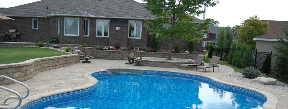 Custom swimming pools ottawa nepean manotick for Pool design ottawa