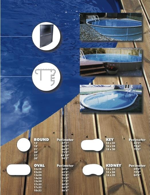 onground pools